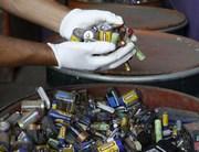 Campanha para descarte de pilhas, baterias e celulares