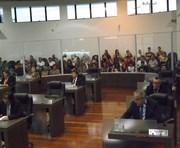 Rejeitado projeto pedia a extinção de cargos no Legislativo