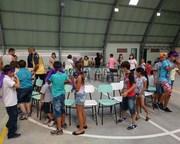 Alunos e professores do SFCV encerram atividades