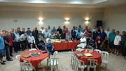 Comando do 19º BPM promove jantar de confraternização