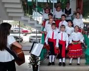 Projeto leva tradição de Natal dos colonizadores à comunidade