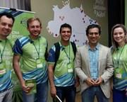 Jovens de SC integram a final da etapa do programa em Brasília