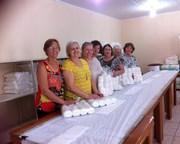 Voluntárias da AURAS participam de confraternização