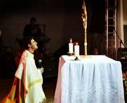 Padre Alírio Leandro recebe título de Cidadão Honorário