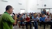Trabalhadores se mobilizam contra reforma da previdência