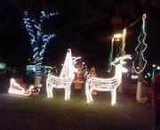 Abertura do Natal em Siderópolis é adiada devido ao mau tempo