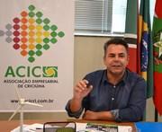 Fernando Vampiro participa de Dia de Ação de Governo