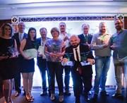 Grupo RIC recebe o 9º Prêmio Fatma de Jornalismo Ambiental