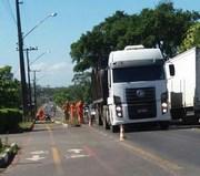 Limpeza é intensificada em vias, parques e praças de Criciúma