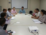 Reunião encaminha recuperação do Rio Sangão