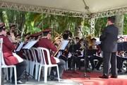 Praça Nereu Ramos em Criciúma vira palco de espetáculo