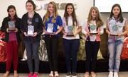 Estudantes são premiadas na etapa do Prêmio de Redação