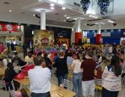 Programação natalina do Criciúma Shopping segue até dia 22