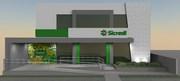 Nova Sicredi Sul SC reinaugura agência do Rio Maina