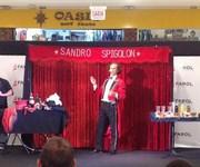 Noite de muita mágica nesta quarta-feira no Farol Shopping
