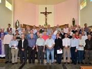 Praia Grande acolhe encontro dos padres de Criciúma