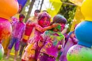 Criciúma Clube inova com o 'Holi Folia' o Carnaval das Cores