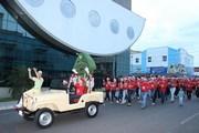 Natal da Turminha do Sulca encantou comunidade em Turvo