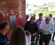 Governo do Estado entrega unidade do CRAS em Lauro Muller