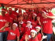Papai Noel Ferroviário vai presentear onze mil crianças