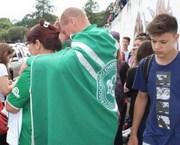 Chapecó prepara-se para velório coletivo das vítimas