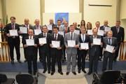 Candidatos eleitos de Criciúma são diplomados