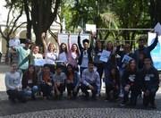 Ações de projeto de educação ambiental impressionam visitantes