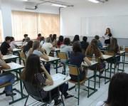 Candidatos realizam provas para os cursos técnicos do IFSC