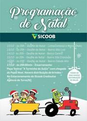 Turminha do Sulca realizará desfile e espetáculo de Natal