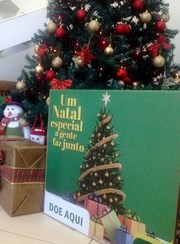 Natal + Solidário espera arrecadar quatro mil brinquedos