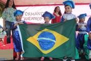 Formatura emociona pais e comunidade escolar
