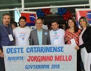 PR reúne mil lideranças em encontro estadual em Florianópolis
