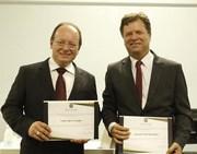 Prefeito e vice reeleitos são diplomados em Içara nesta quinta-feira