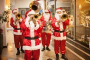 Papai Noel chega neste domingo no Atlântico Shopping