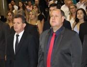 Eleitos Nova Veneza são diplomados no Fórum de Criciúma