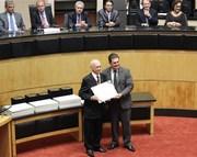Satc recebe nesta segunda-feira Comenda do Legislativo