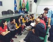Fundação abre espaço para diálogo com a sociedade