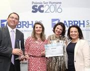 Termotécnica conquista o Prêmio Ser Humano 2016