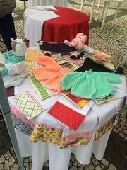 FAI de Içara realiza feira de artesanato especial de Natal