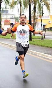 Atleta Içarense parcipará da Mizuno Uphill Marathon