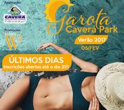 Termina amanhã as inscrições no Garota Caverá Verão 2017
