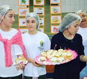 Mostra Gastronômica de Siderópolis é publicada em site nacional