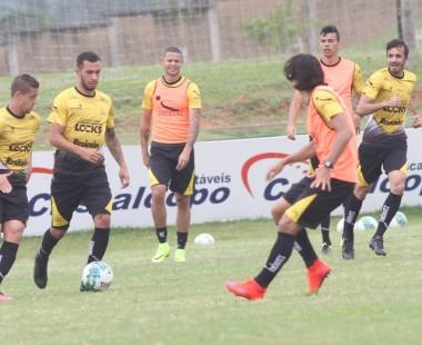 Tigre disputa último jogo da Série B contra o Brasil em RS