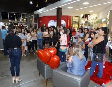 Cinema para elas marca Dia da Mulher no Criciúma Shopping