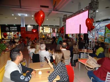 Dia dos Namorados supera expectativa no Criciúma Shopping