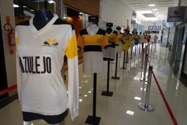 Parceria de Tigre e Criciúma Shopping em evento