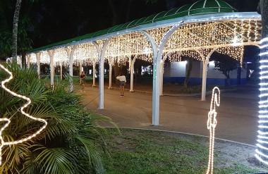 Araranguá tem abertura do Natal Verão