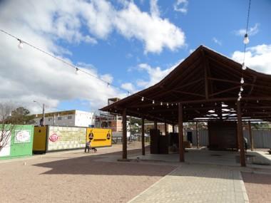 Data de inauguração do Container Food Park é confirmada