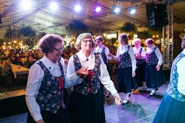 Festival Gastronômico de Pomerode encerra neste fim de semana