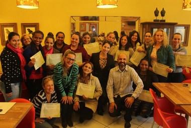 Agentes de Saúde recebem certificados